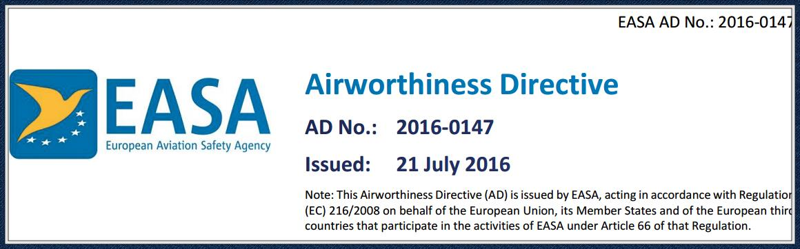Airworthiness Directives